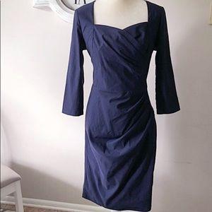 Dresses & Skirts - Newdow Pleated Pencil Dress